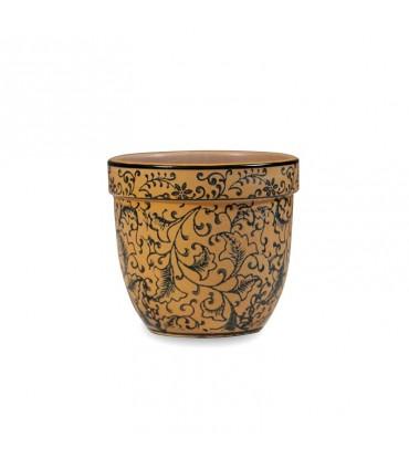 Set 6 bowl medie in porcellana Tue fantasia righe blu