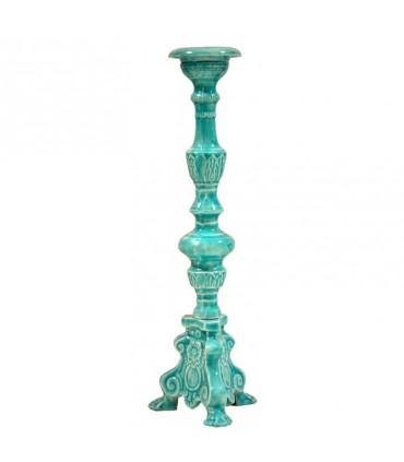 Bowl coppetta vetro perle colori assortiti set 6 pezzi