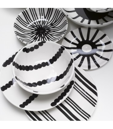 Mix & Match - Web - Set 2 piatti in stoneware