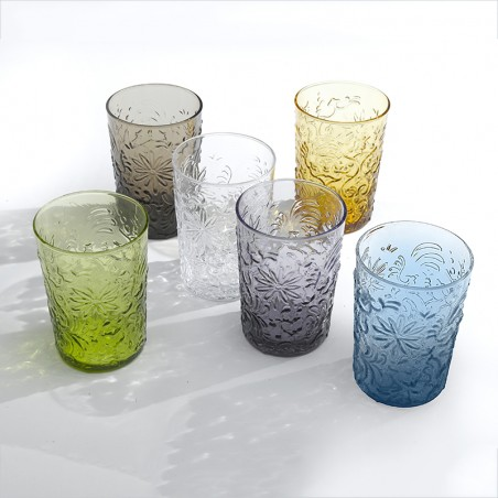 Candle holder Ciompo Clear set of 12 pcs