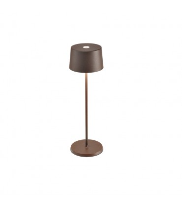 Olivia Pro Table lamp - Rust