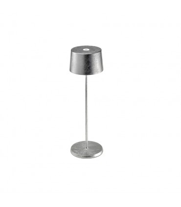 Olivia Pro Table lamp - Silver