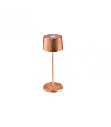 Olivia Table mini lamp - copper