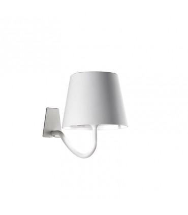 Poldina wall lamp - white
