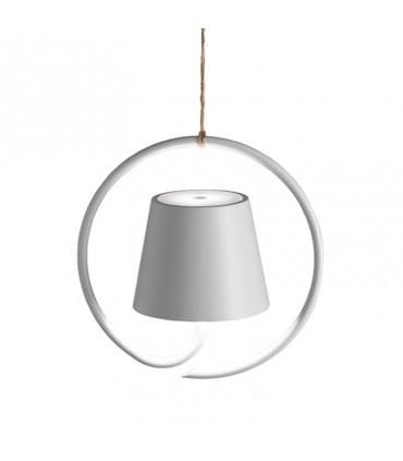 Poldina Pendant lamp - white