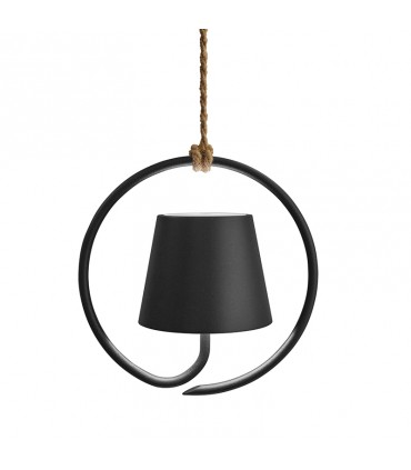 Poldina Pendant lamp - dark grey