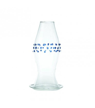 Set 6 Water Goblet Provenzale Transparent
