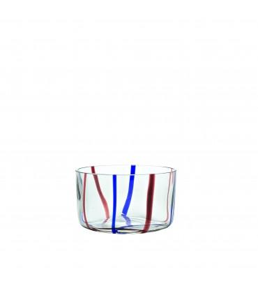 Caraffa grande in vetro trasparente-linea provenzale