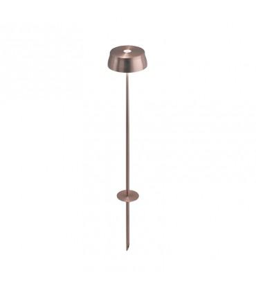 Sister Light Floor lamp - copper